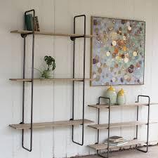 tree tier wall shelves