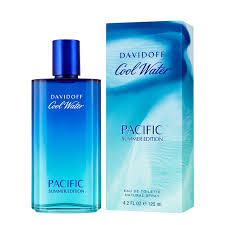 <b>Davidoff Cool Water Pacific</b> Summer Edition Men's Cologne