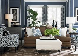 Hgtv Home Cu Sofa By Bassett Furniture Contemporary Living