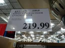 propane patio heater costco. Wonderful Heater Good Patio Heaters Costco For Woven Wicker Heater 1 69  Canada  With Propane Patio Heater Costco