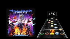 Dragonforce Razorblade Meltdown Clone Hero Chart Preview