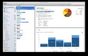Mac Os X Chart Billsonar Invoice Apple Macos