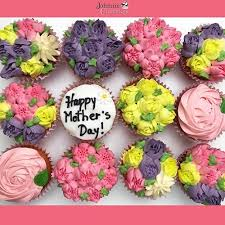 Mothers Day Cupcakes Johnnie Cupcakes