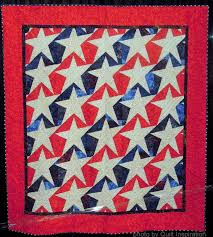 Quilt Inspiration: Quilted in Honor & Ricky Tims says: