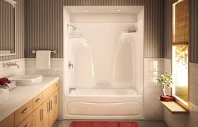 ACTS-3P-3360 Alcove or Tub showers bathtub - Aker by MAAX
