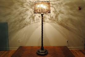 interesting decoration beautiful floor lamps wood floor lamps the home depot with lamp shades for standing