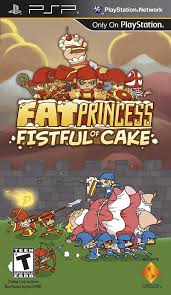 Fist full of cake