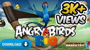 How to download angry birds rio for pc full version without any software  for free!|