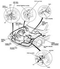 similiar 1998 honda civic ground locations keywords new honda gold wing gl1100 wiring wiring diagram electrical system