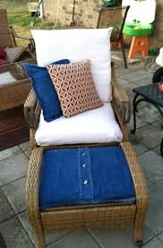 chic outdoor ottoman cushion replacement ideas – Keepcalm