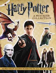 Harry Potter A Sticker Collection Amazon Co Uk Insight