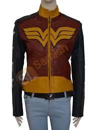 wonder woman stylish jacket