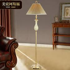 get quotations luxury den floor lamp floor lamp european creative personality american country villa full copper lamps living