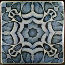 Arts And Crafts Decorative Tiles Wall tile ceramic tile 100 x 100 Basrelief tile Gift tile Accent 25