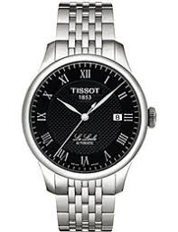 amazon co uk tissot watches tissot le locle automatic t41148353