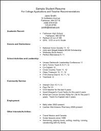 Resume Templates. High School Graduate Resume Template: High School ...