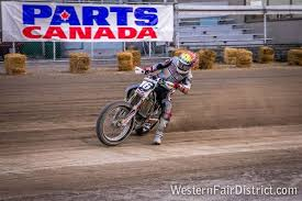 flat track canada partners with parts canada for 2015 flat