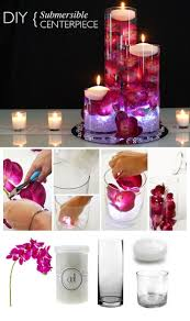 Simple Candle Decoration 17 Best Ideas About Wedding Centerpieces Cheap On Pinterest