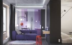 Small Picture Small Apartments That Go Big With Bold Decor Themes