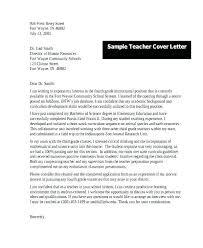 Christian Teacher Cover Letter Education Director Resume Of Samples