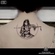евгений павликов тату на спине Tattoo Magnum