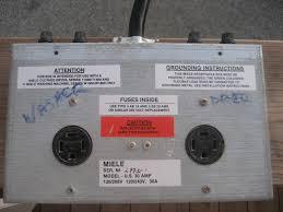 miele power splitter box for  regards paul