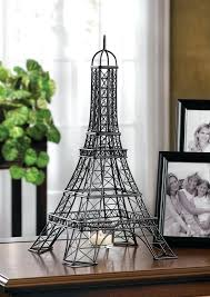 Eiffel Tower Home Decor Accessories New Eiffel Tower Home Decor Candle Holder Accessories JohnRegan32