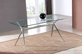 rectangle glass table glass table tops