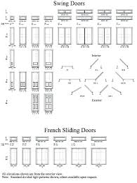 what is the standard size of a sliding glass door standard sliding door sizes standard size