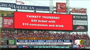 How To Get Cincinnati Reds Ticket Deals All Season Long