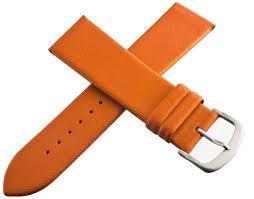 locman 22mm orange lorica leather men s watch band w buckle lm locman 22mm orange lorica leather men s watch band w buckle lm 044