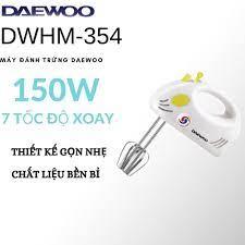 Máy đánh trứng Daewoo DWHM-354