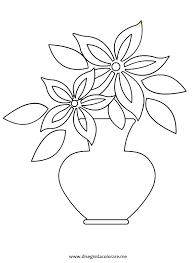 Vaso Di Fiori Disegno Home Visualizza Idee Immagine Con Disegno Vaso