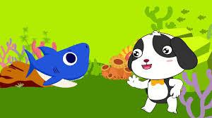 Baby shark   Bé cá mập   Hoạt hình - nhạc thiếu nhi vui nhộn