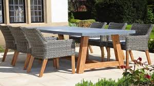 deco garden furniture. DECO TRESTLE DINING SET. Garden Furniture By Direct Outdoor Living - YouTube Deco G