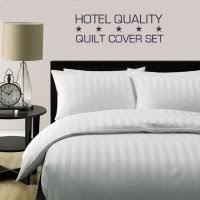 Quilt Covers | Find Quality Quilt Covers Online At Unbeatable Prices & Single Size Hotel Quality Quilt Cover Set in White Adamdwight.com