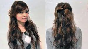 easy curly hairstyles for straight hair 10 quick and easy hairstyles for long curly hair blackhairclub