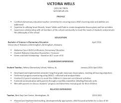 Sample Resumes UAB Students Career Professional Development Sample Resumes 13