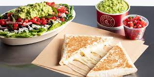 Chipotle adds quesadillas to the menu ...
