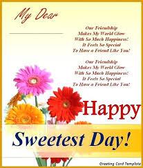 Birthday Greeting Card Templates Microsoft Word Bgcwc Co