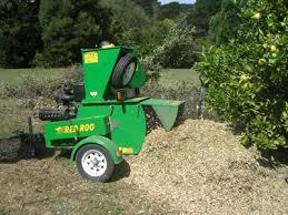 garden mulcher. From Garden WasteTo Mulch! Mulcher D