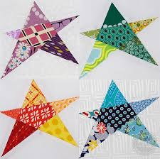 5 Free Paper Pieced Block Patterns | Free paper, Confetti and Patterns & 5 Free Paper Pieced Block Patterns Adamdwight.com