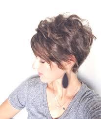 Fashion Pixie Cut With Side Swept Bangs Enchanting Haircut Long