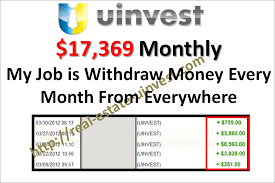my proofs uinvest payment proof real estate investment invest today for