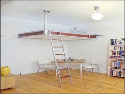 Ceiling Suspended Loft Beds | Space Saving Furniture | Pinterest ...