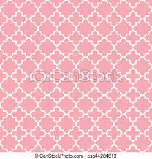 Lattice Pattern Delectable Traditional Quatrefoil Lattice Pattern Outline Traditional