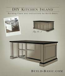 kitchen island plans free build a kitchen island with free building plans by free rustic kitchen island plans