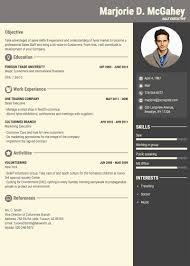 Impressive Resume Templates Best Of Professional Resumecv Templates With Examples Topcv Impressive