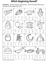 Beginning sound worksheets and activities. Teacher Created Resource Which Beginning Sound Education World Fabulous Free Initial Worksheets Photo Ideas Beginningsound Activities For Jaimie Bleck
