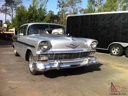 Chevy 4 Door Hardtop Belair 56 Chevrolet Hardtop Belair in QLD